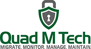 Quad M Tech Logo